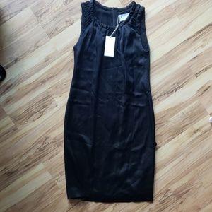 Hugo Boss Black Dress -small tear